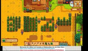 Stardew Valley : On approche de la fin de l'été ? (05/10/2020 15:50)