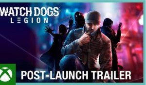 Watch Dogs: Legion: Post Launch Content Trailer | Ubisoft [NA]