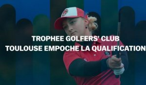 Trophée Golfers' Club 2020 : Toulouse empoche la qualification