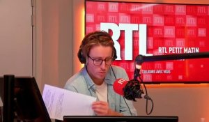 Le journal RTL de 6h30 du 12 octobre 2020