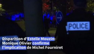 Disparition d'Estelle Mouzin: Monique Olivier confirme l'implication de Michel Fourniret