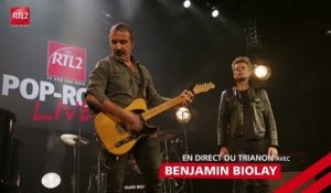 "Benjamin Biolay - ""Ma route""  (RTL2 Pop-Rock Live 08/10/20)"