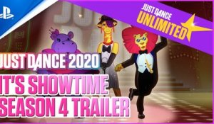 Just Dance 2020 - Season 4 Gala Event Trailer | PS4