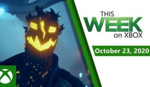 Halloween Events, Updates, and Pre-Orders | This Week on Xbox