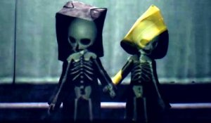 Little Nightmares 2 - Halloween Bande Annonce Officielle