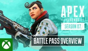 Apex Legends Season 7 – Battle Pass Trailer