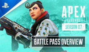 Apex Legends - Season 7 Battle Pass Trailer | PS4