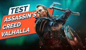 TEST - ASSASSIN'S CREED VALHALLA : des vikings à la hauteur de la NEXT GEN ?