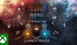 Tetris Effect: Connected Launch Trailer