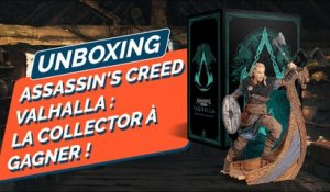 ASSASSIN'S CREED VALHALLA : On déballe l'édition collector ! - UNBOXING