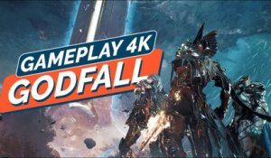 GODFALL : aperçu de la version PS5 en 4K !