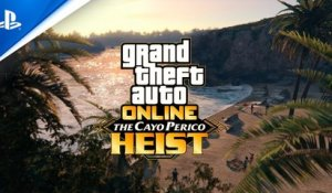 GTA Online - The Cayo Perico Heist: Coming December 15 | PS4