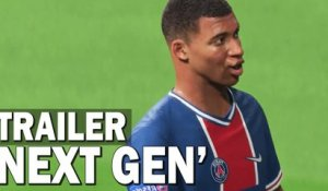 FIFA 21 : TRAILER NEXT GEN PS5 & XBOX SERIES X