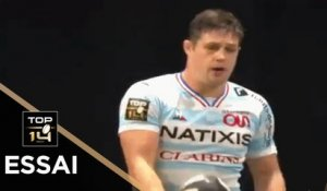 TOP 14 - Essai d'Henry CHAVANCY (R92) - Racing 92 - Bayonne - J10 - Saison 2020/2021