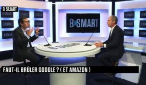"BE SMART - L'interview ""Action"" de Emmanuel Combes par Stéphane Soumier"