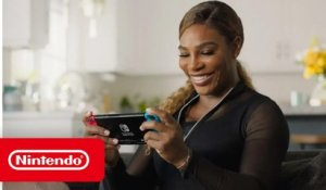 Serena Williams plays her favorite Nintendo Switch games