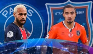 PSG - Istanbul Basaksehir : les compositions probables