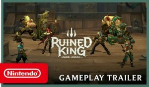 Ruined King: A League of Legends Story - Gameplay Trailer - Nintendo Switch