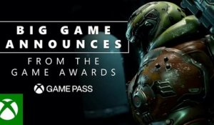 Coming Soon to Xbox Game Pass This Holiday (The Game Awards 2020 Announce)