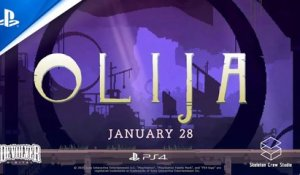 Olija - Release Date Trailer | PS4