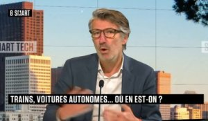 SMART TECH - Emission du lundi 21 décembre