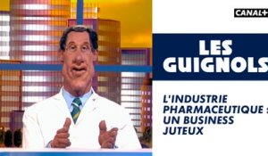 L'industrie pharmaceutique : un business juteux - Les Guignols - CANAL+