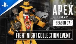Apex Legends - Fight Night Collection Event Trailer | PS4