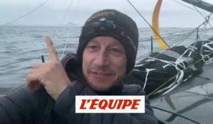 Tripon : «Un grand moment» - Voile - Vendée Globe