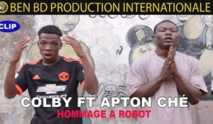 Colby Ft. Apton-Che - Hommage à Robot - Colby