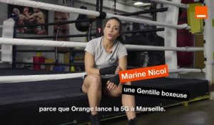 Les 5G de Marseille - Episode #4 - Marine Nicol - Orange