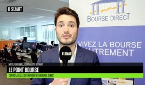 POINT BOURSE - Emission du vendredi 8 janvier