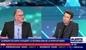 Jean-Laurent Schaub (Ween) : Le groupe Atlantic acquiert la technologie de la start-up Ween - 13/01