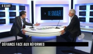 BE SMART - L'interview de Pierre Giacometti (No Com) par Stéphane Soumier