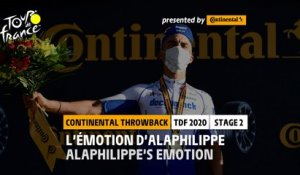 Continental Throwback – #TDF2020 – Stage 2 : Julian Alaphilippe