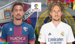 Huesca - Real Madrid : les compositions probables