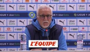Larguet : « Il y a des choses positives » - Foot - L1 - OM