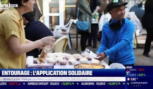 Impact : Entourage, l'application solidaire, par Cyrielle Hariel - 08/02
