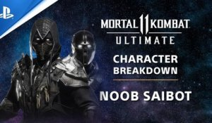 Mortal Kombat 11 Ultimate - How to Play Noob Saibot | PlayStation Competition Center