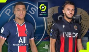 Paris SG-OGC Nice : les compositions probables