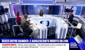 Rixes entre bandes: 2 adolescents morts en 24 heures - 23/02