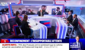 Story 1 : Reconfinement, l'insupportable attente - 03/03