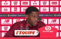 Jonathan David : «Un bon exemple de ce que l'on peut faire» - Foot - L1 - Lille
