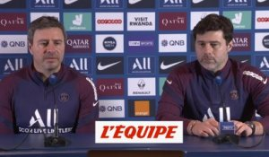 Pochettino sur la prolongation de contrat d'Angel Di Maria - Foot - L1 - PSG