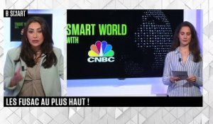 SMART WORLD - Key Figure du mardi 30 mars 2021