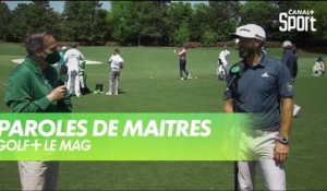Paroles de Maîtres - Golf+ le Mag - Masters Augusta