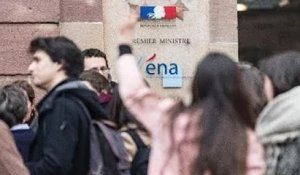 ✅  Emmanuel Macron va annoncer la suppression de l'ENA