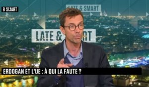 LATE & SMART - L'aperitif du jeudi 8 avril 2021