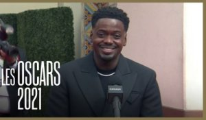 Interview de Daniel Kaluuya pour Judas and the Black Messiah - Oscars 2021