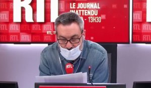 Le journal RTL de 14h du 01 mai 2021