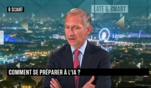 LATE & SMART - Emission du mardi 4 mai